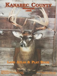 1995 Plat Book Cover