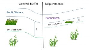 Buffer Width Requirements