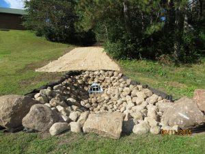 Erosion Control Intake